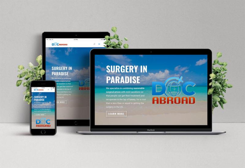 Web Design for Medical Tourism Business