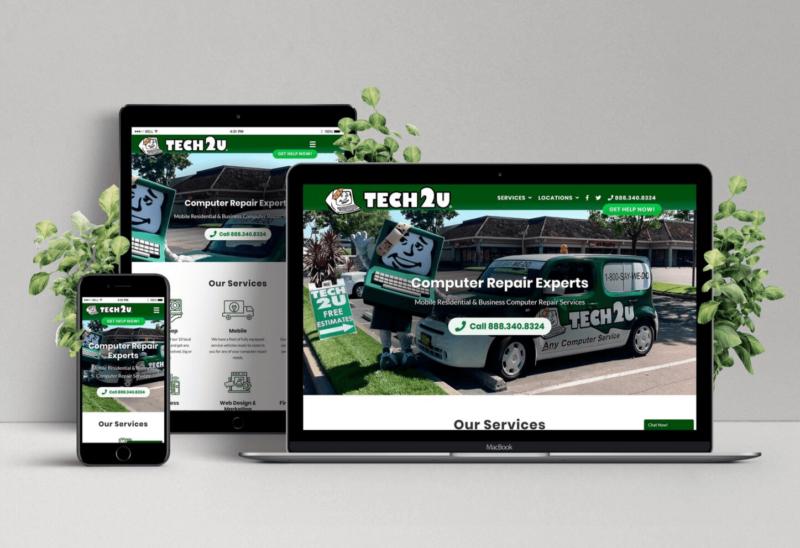 Website For Tech 2U, Inc.