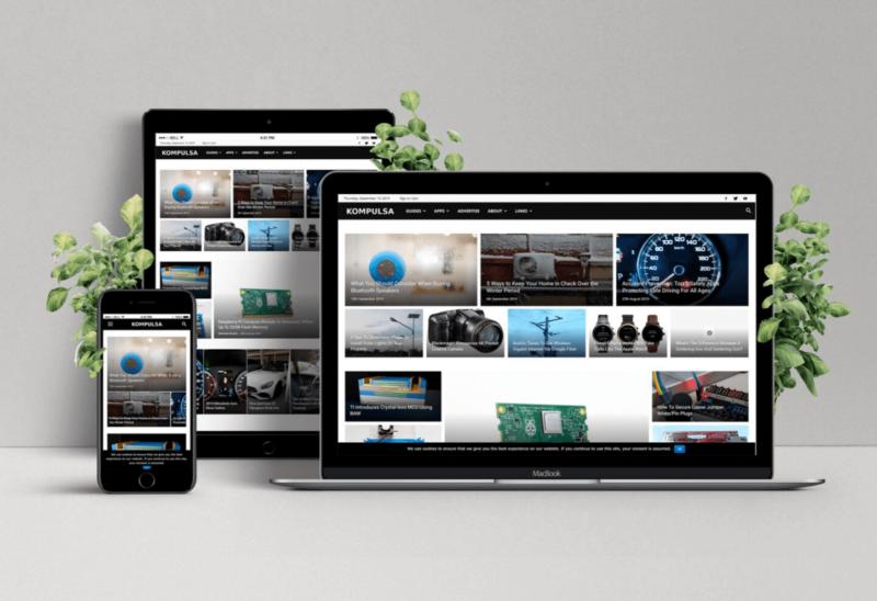 Tech News Website